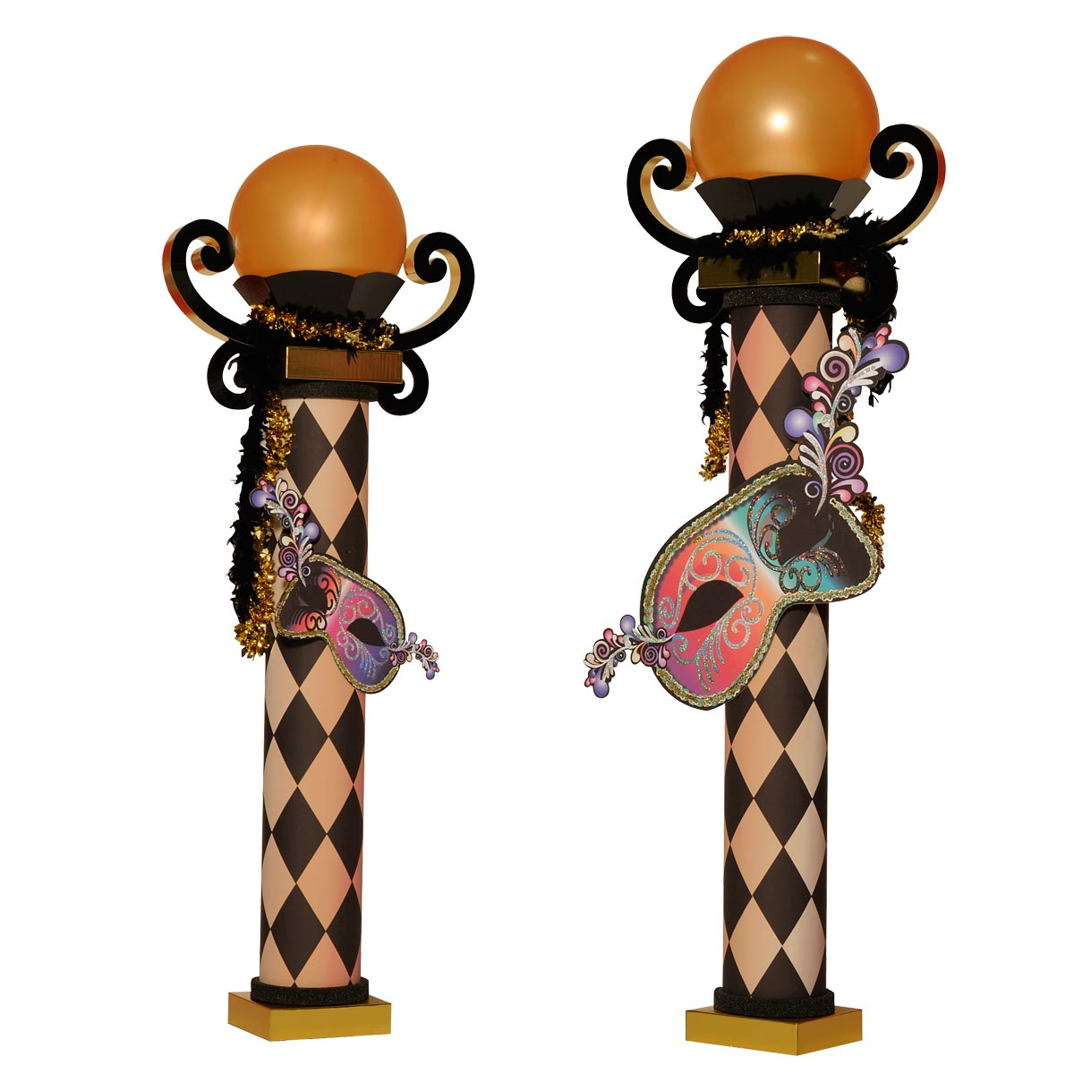 Behind the Mask Columns Kit (set of 3)