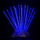Electric Blue Wand Centerpiece Kit