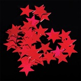 Red Star Confetti - .5 oz