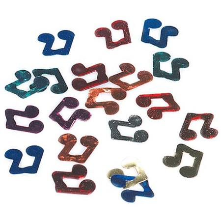 Musical Notes Confetti