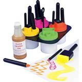 Four-color Fluorescent Paint Kit