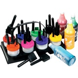 Eight-color Banner Water-Based Ink Kit