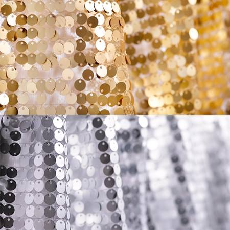 Spangle Sequin Fabric