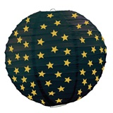 Star Paper Lanterns Prom Decorations