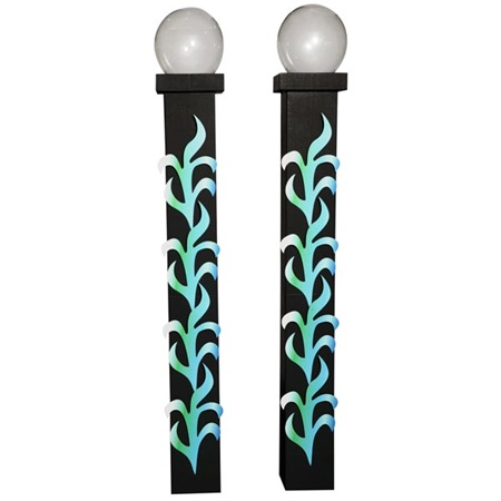 Underwater Paradise Columns Kit (set of 2)