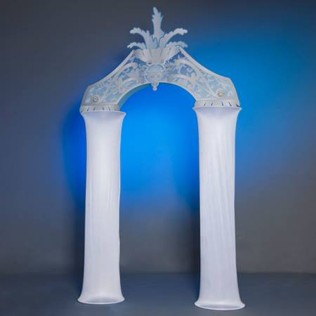 Dream Come True Columns With Arch Kit