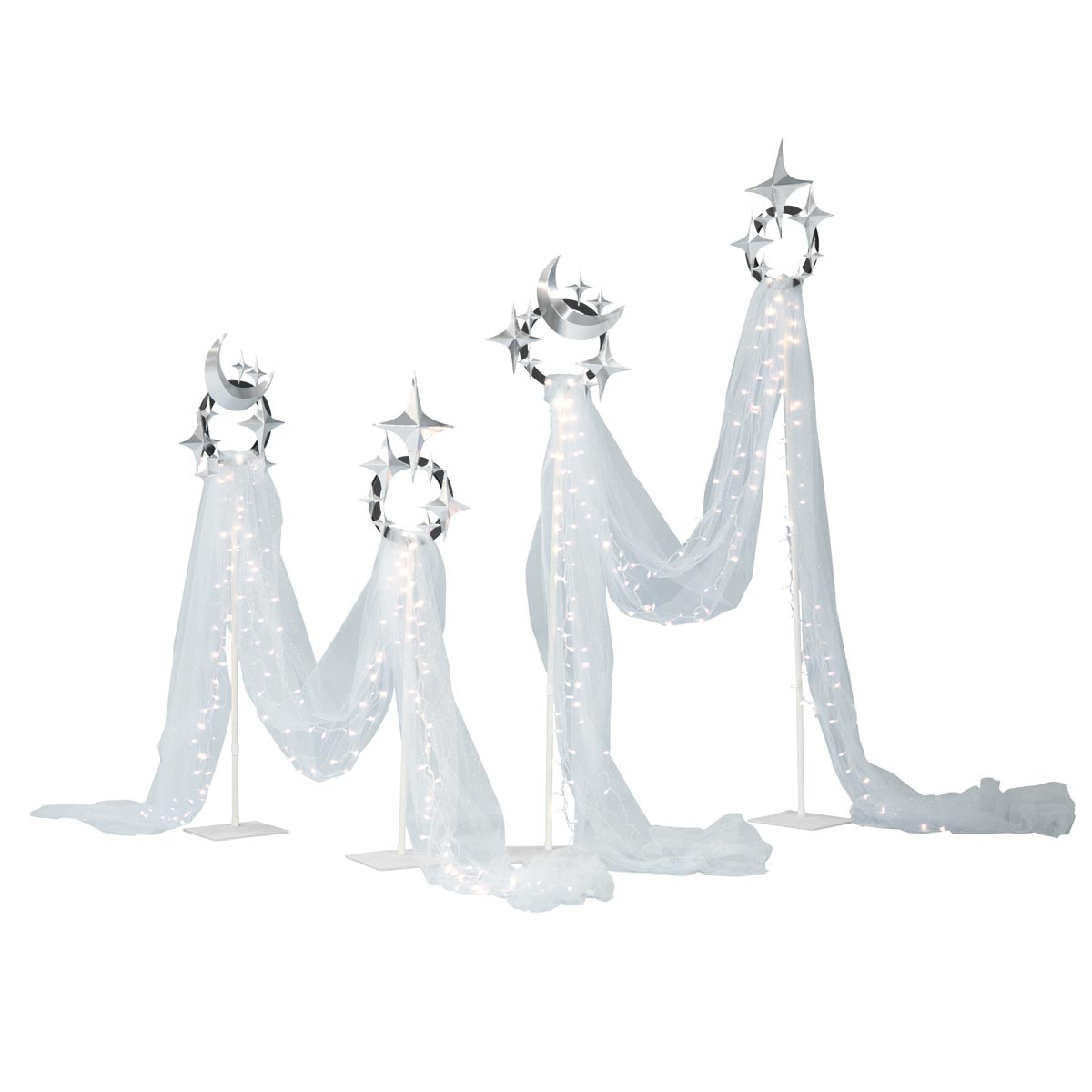 Starlight Reverie Tall Stands Kit (set of 4)