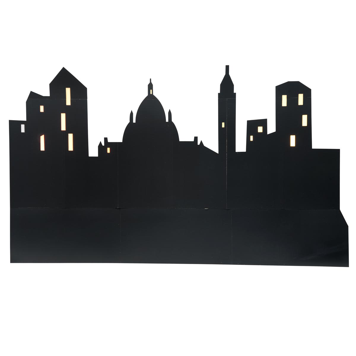 Destination Downtown Cityscapes Kit (set of 3)