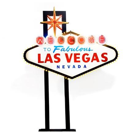 Las Vegas Sign Prom Theme Kit Prom Nite
