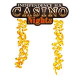 Personalized Casino Nights Sign Kit