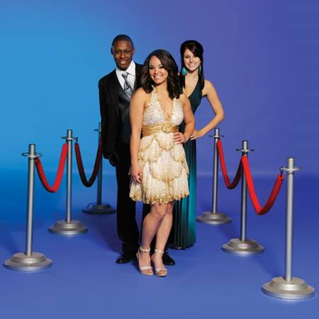 Red Carpet Railings Kit