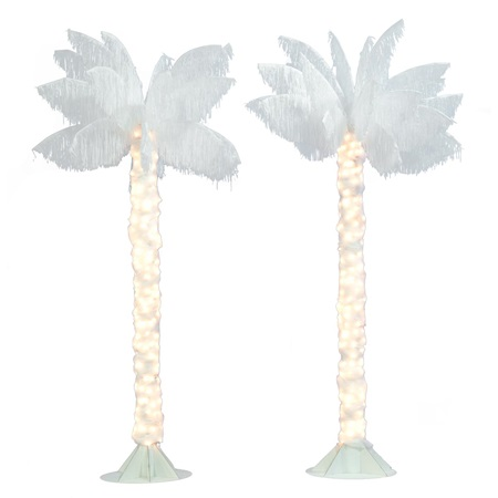 Paradise Palm Trees Kit (set of 2)