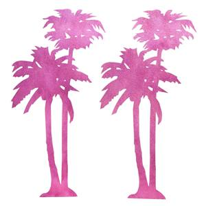 In the Air Tonight Palm Trees Kit (set of 4)