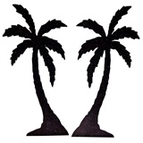 Prom Nite Premiere Palm Trees Kit (set of 2)