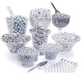 Silver Candy Buffet Kit