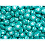 Teal M&M's Milk Chocolate Candy - 5 lbs.