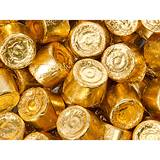 Rolo Chocolate and Caramel Candy - Gold Foil