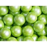Pearlescent Gumballs - Lime Green