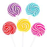 Swirled Lollipops - Assorted