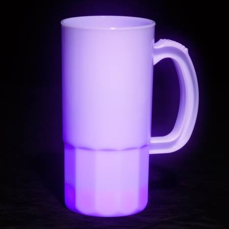 Light-up Frosted Mug