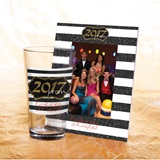 Full-color 2017 Tumbler and Frame Favor Set