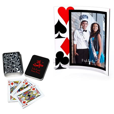 It's In the Cards Frame/Playing Cards Set