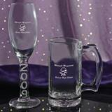 Glass & Mug Set