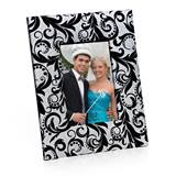 Black and White 2016 Prom Frame