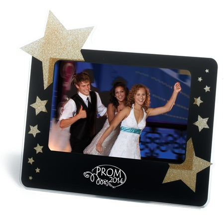 Prom 2014 Gold Star Frame