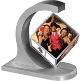 Photo Cube – Silver Base