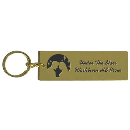 Key Tag – Gold Ticket