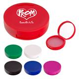 Lip Gloss Compact with Mirror