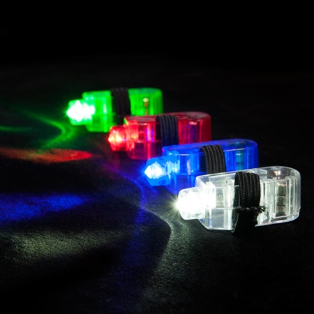 LED Finger Light Set