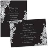 Lovely Lace 4 x 6 Invitations