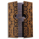 Art Deco Door Invitation - Black