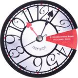 Spinner Invitation - Clock