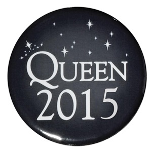 Queen 2015 Button