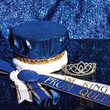 Gold Prom Dreams Royalty Set Without Scepters