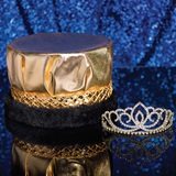 Crowned in Gold Royalty Set