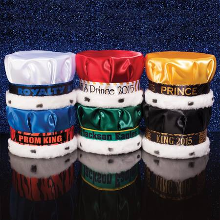 Full-Color Band Crown