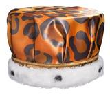 Cheetah Print Full-color Crown