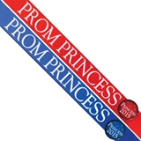 Prom Princess 2015 Sash Set
