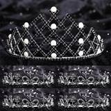 Prom Tiara Set - Nakoma Queen and Shenzi Court