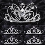 Prom Tiara Set - Monarch Queen and Francine Court