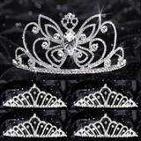 Prom Tiara Set - Monarch Queen and Karen Court