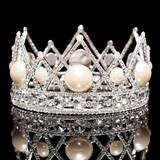 Victoria Full-crown Tiara