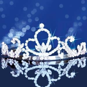 Suzette Tiara - 1 3/4 in.