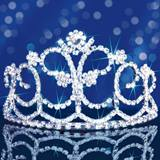 Fosetta Tiara - 2 5/8 in.