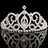 Cameo Perfect Tiara - 2 3/4 in.